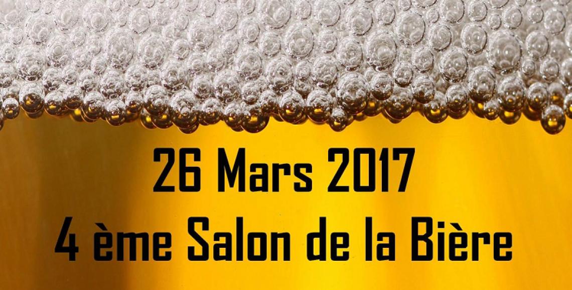 4ème Salon de la Bière de Saint-Agnin sur Bion