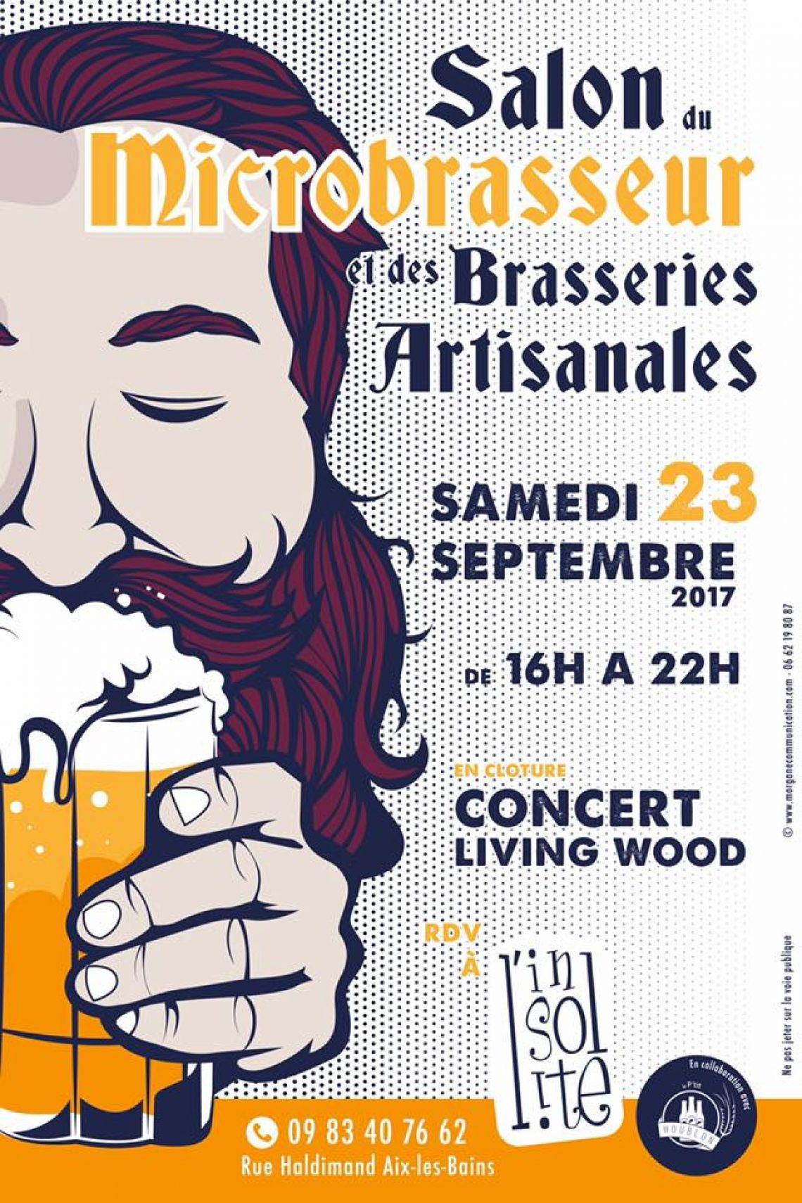 Salon du micro brasseur et brasseries artisanale