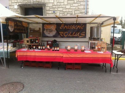 stand brasserie rollus
