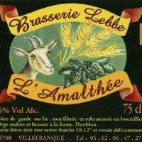 biere Brasserie Lebbe