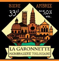biere La Garonnette Ambrée