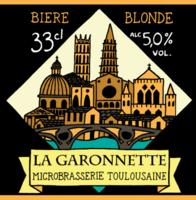 biere La Garonnette Blonde