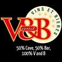 v and b logo perpignan