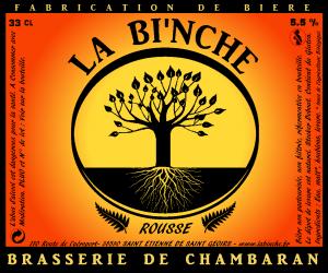 biere La BI'NCHE rousse
