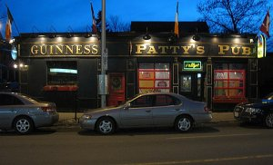 Patty's Pub