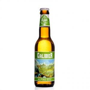 biere Galibier alpine