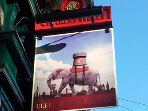 The Elephant and Castle pub