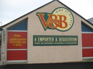 V and B Vannes